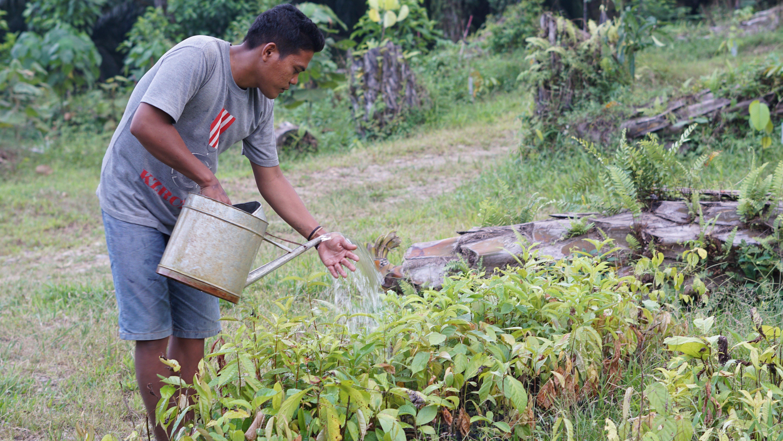 Cinta Raja Restoration Site: A Story of Hopes
