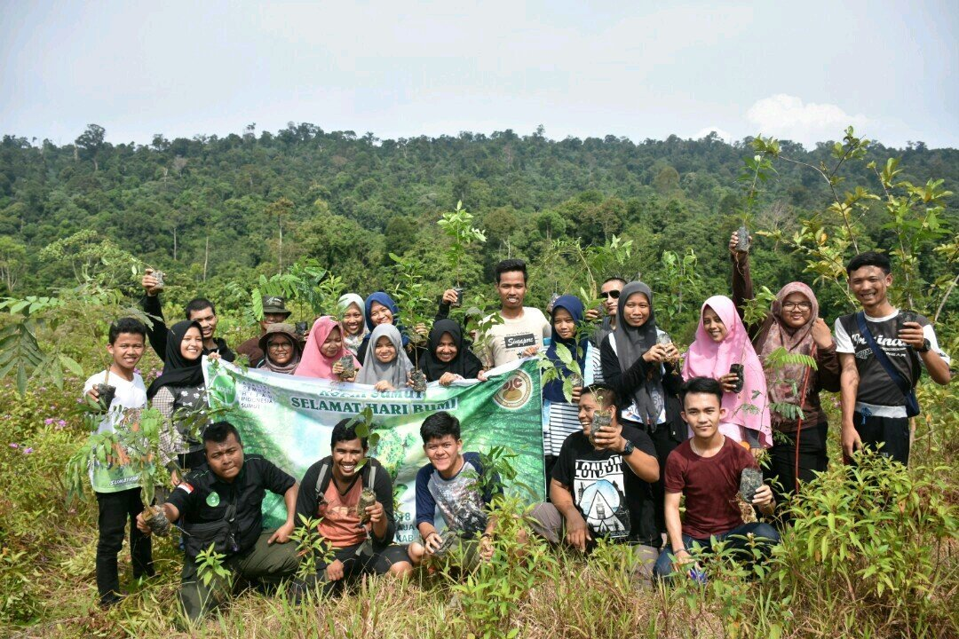 OIC Celebrated Earth Day