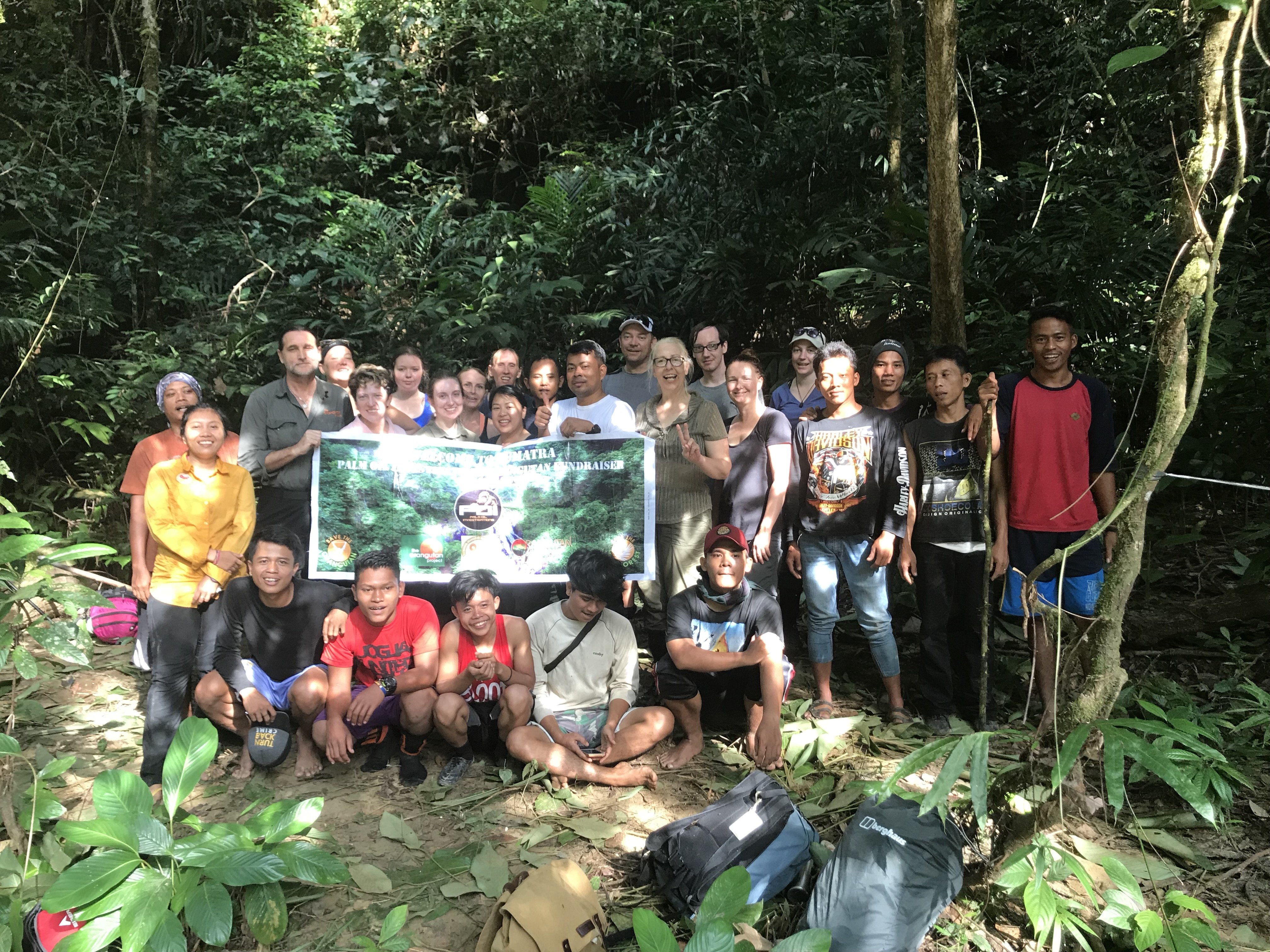 Hosting an Eco-tour Trip, OIC Supports the Local People with Additional Income