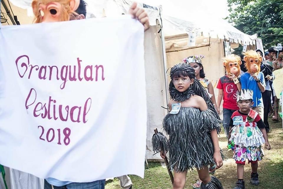 Orangutan Festival 2018