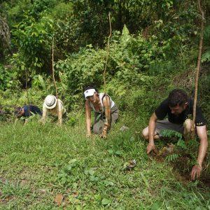 Photographer Without Border's Visit to Cinta Raja Restoration Site